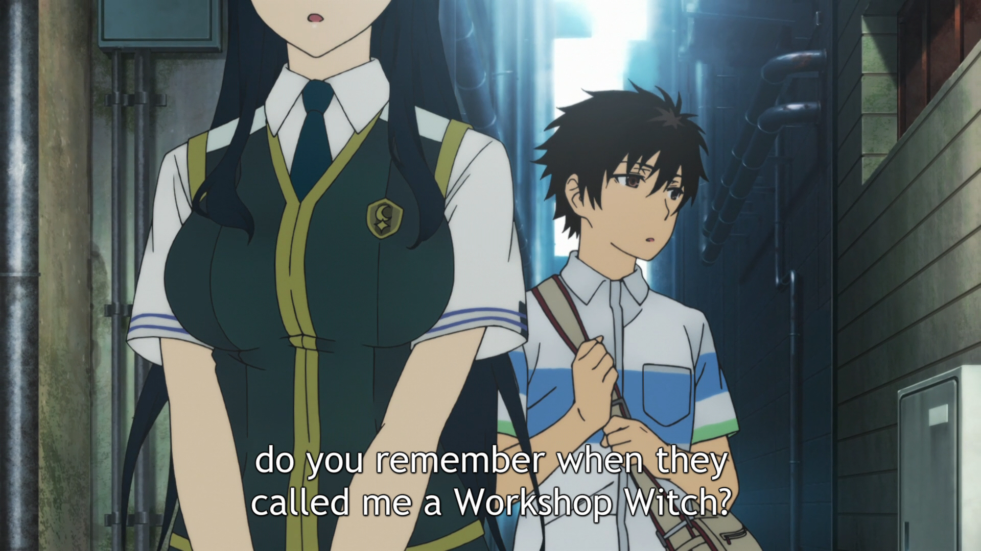Witch Craft Works Episode 2 12