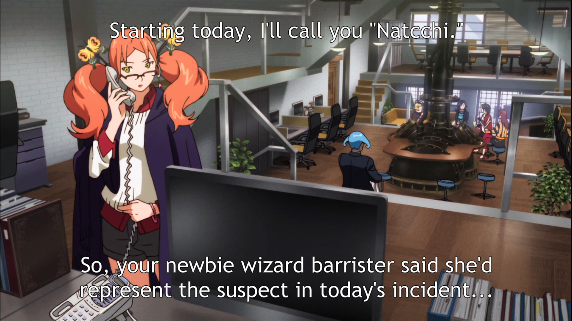 Wizard Barristers Episode 1 10