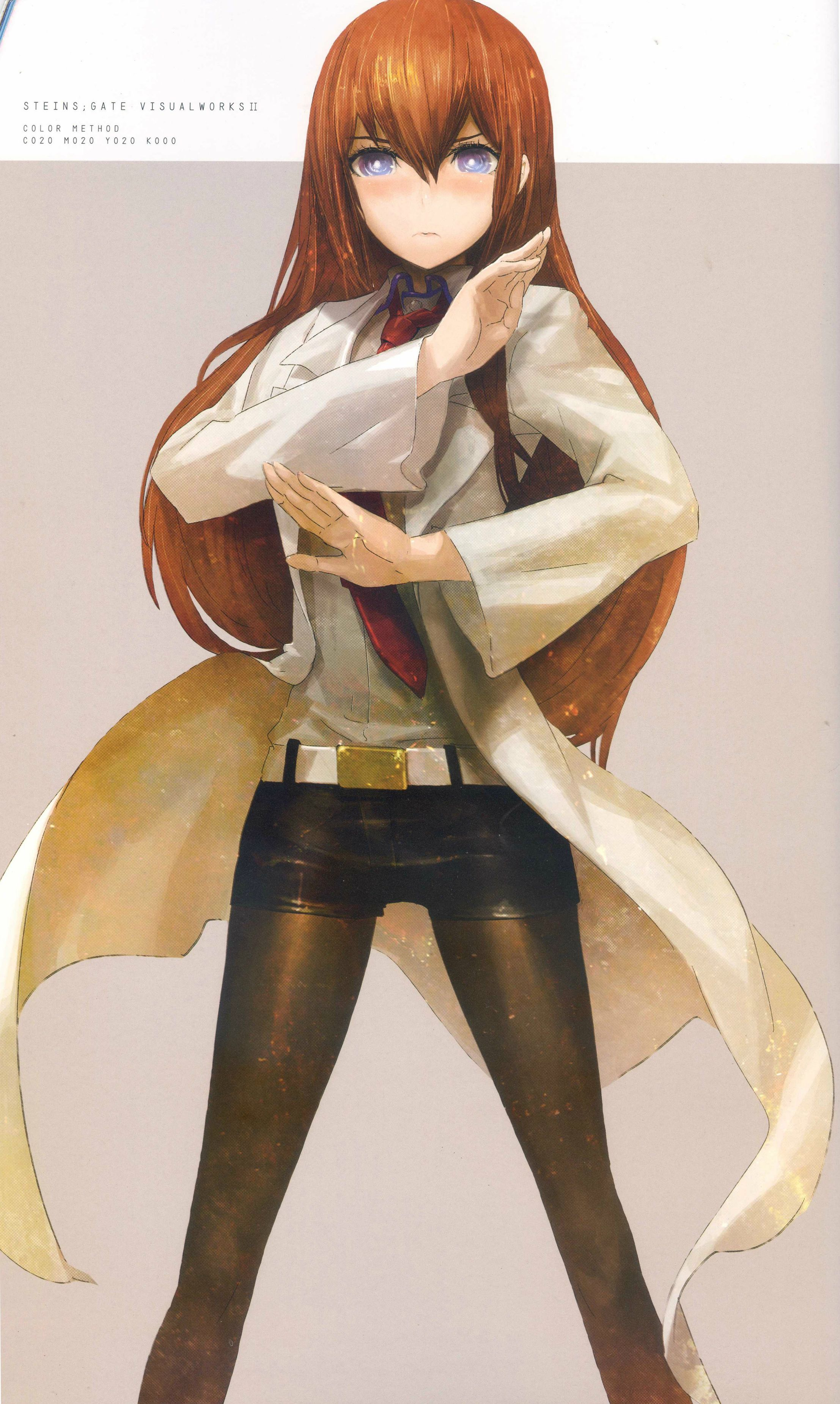 Steins;Gate Visual Works 2 10