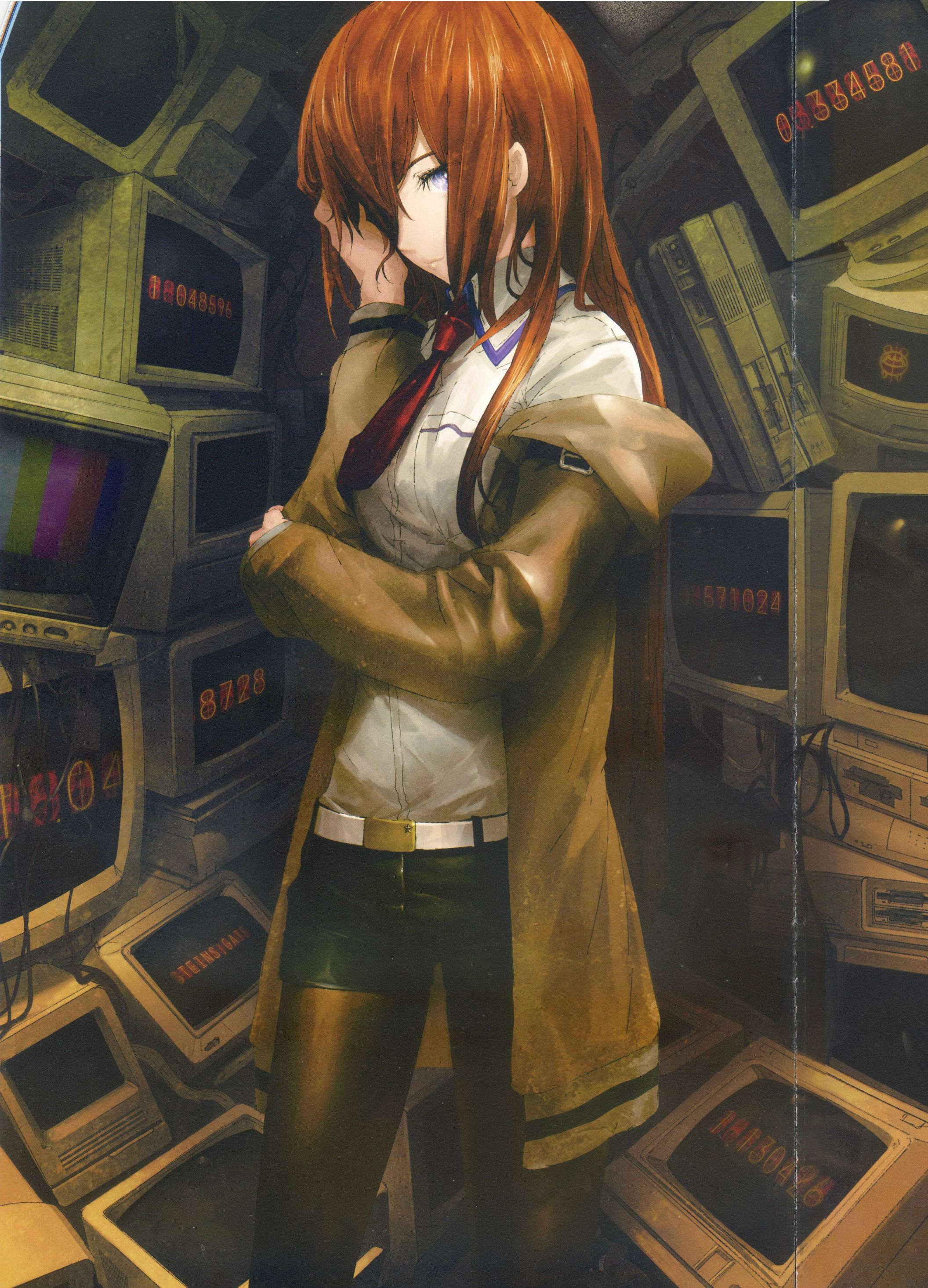 Steins;Gate Visual Works 2 16