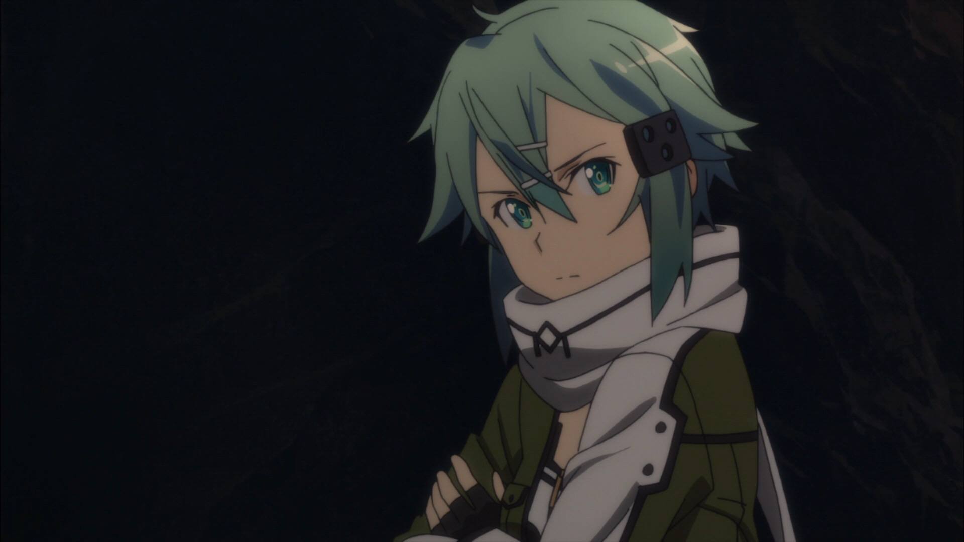 Sword Art Online 2 Episode 2  Ice Sniper 0009