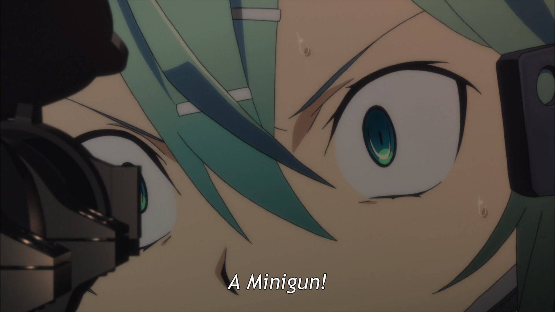 Sword Art Online 2 Episode 2  Ice Sniper 0015