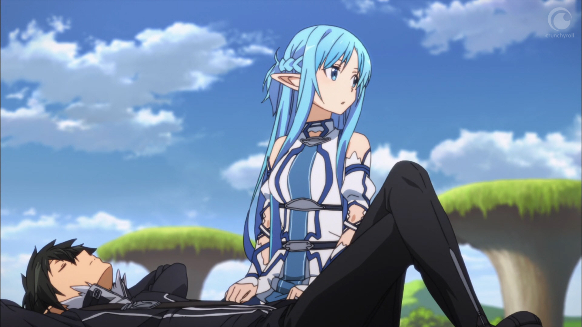 Sword Art Online 2 Episode 2  Ice Sniper 0026