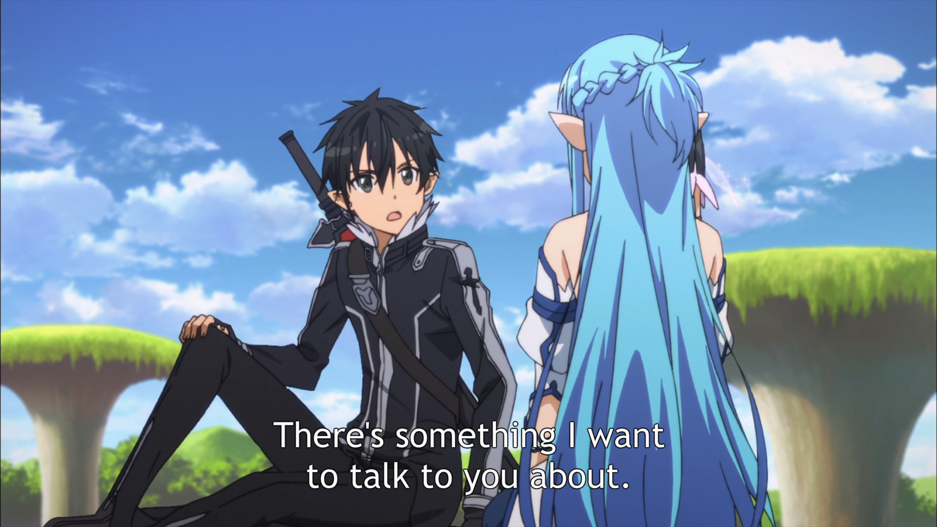 Sword Art Online 2 Episode 2  Ice Sniper 0027