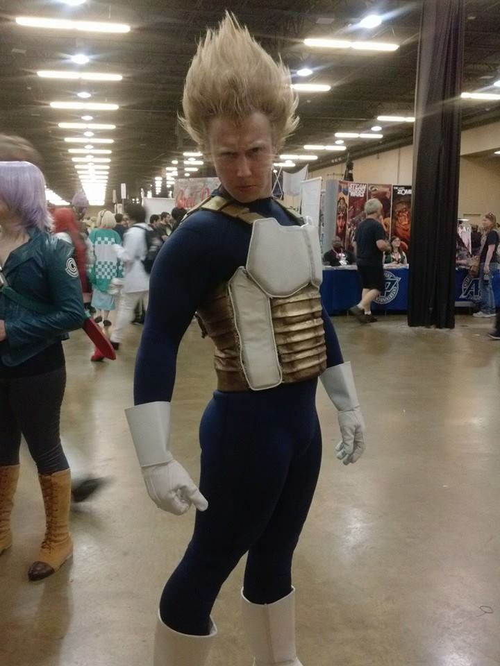 The true prince of all saiyans